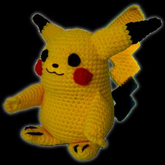 Amigurumi Pokemon Paso A Paso : LORAINE AMIGURUMIS - Paso a paso para tejer al crochet a ...